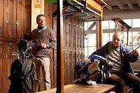 Depuis 2006, le golf s'est ouvert et compte aujourd'hui 750 membres. ©Benoit Decout/REA