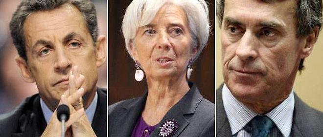 Nicolas Sarkozy, Christine Lagarde ou encore Jérôme Cahuzac, au coeur des affaires.
