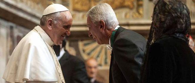Le pape argentin François