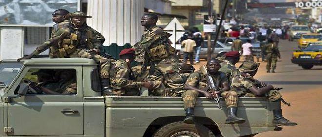 Bangui, le 22 mars 2013.