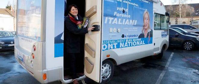 La candidate FN Florence Italiani a été battue dimanche par Jean-François Mancel (UMP) à l'élection législative partielle dans la 2e circonscription de l'Oise.