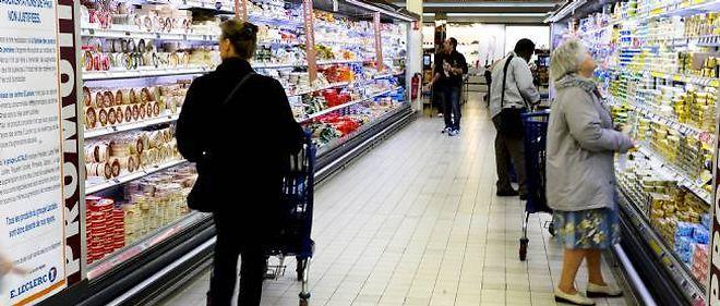 """Concrètement, la baisse de pouvoir d'achat se traduit par """"un léger recul de la consommation en 2012"""" (- 0,1 %), même si celle-ci se maintient car les Français puisent dans leur épargne."""