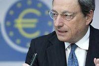 Mario Draghi dispose d'un nombre d'outils limités pour soutenir l'activité en Europe. ©Daniel Roland