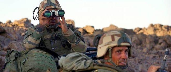 Photo d'illustration - Les forces françaises poursuivent leur traque des djihadistes à Tombouctou.