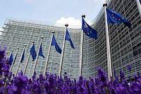 Le Commission européenne, à Bruxelles. ©Revert Berna