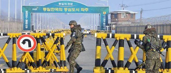 La Corée du Nord a empêché mercredi matin les employés sud-coréens d'entrer au sein de Kaesong.