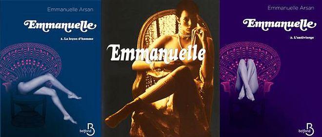 """Avant d'être un film à (l'énorme) succès, """"Emmanuelle"""" est d'abord un livre."""