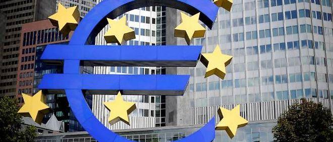 La BCE à Francfort.