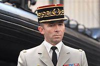 Le général Gomart, chef des forces spéciales françaises, s'est confié au