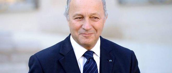 Laurent Fabius s'est rendu en voyage officiel au Mali.