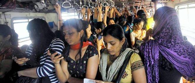 Un bus en Inde réservé aux femmes (photo prétexte).