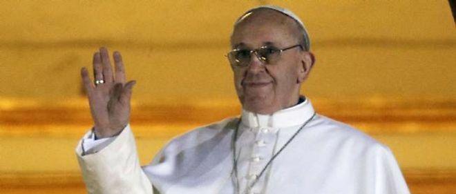 Le pape François passe à la mode des réseaux sociaux.