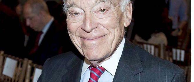 Le milliardaire Leonard Lauder