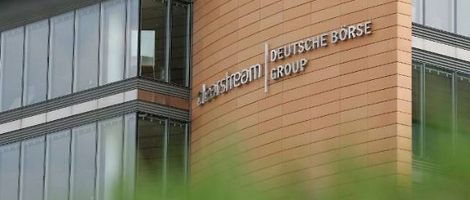 La banque luxembourgeoise Clearstream