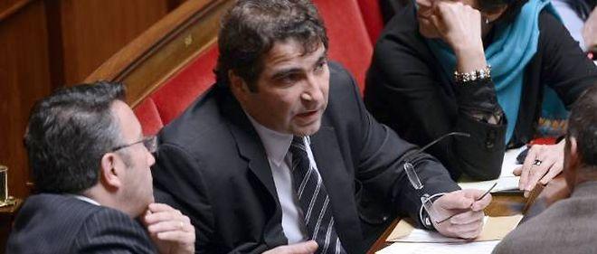 Christian Jacob, chef du groupe UMP à l'Assemblée nationale.