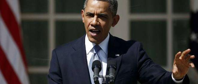 Le président Barack Obama a proposé mercredi un budget 2014 visant une réduction des déficits.