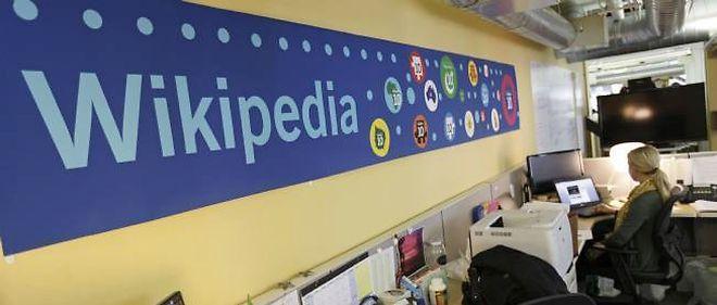 Le siège de Wikipédia, à San Francisco.