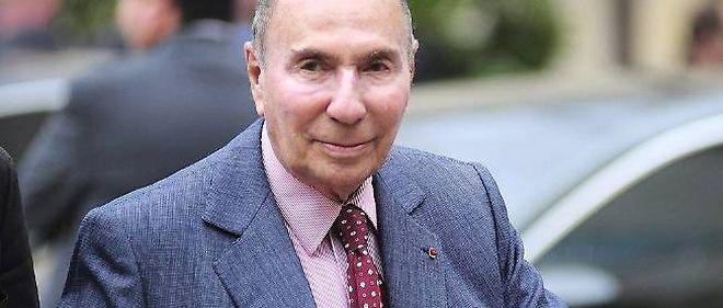 Serge Dassault, en juillet 2011 à Paris.