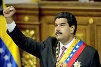 Nicolas Maduro succède au pouvoir à Hugo Chavez, décédé le 5 mars des suites d'un cancer après 14 ans à la tête de ce riche État pétrolier. ©JUAN BARRETO