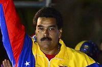 Nicolás Maduro a remporté la présidentielle au Venezuela. ©Luis Acosta
