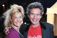 Frigide Barjot et son mari Basile de Koch ©Mychèle Daniau