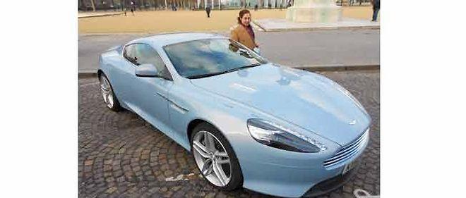 L'Aston-Martin DB9