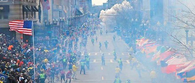 Deux explosions ont ensanglanté le marathon de Boston le 15 avril.