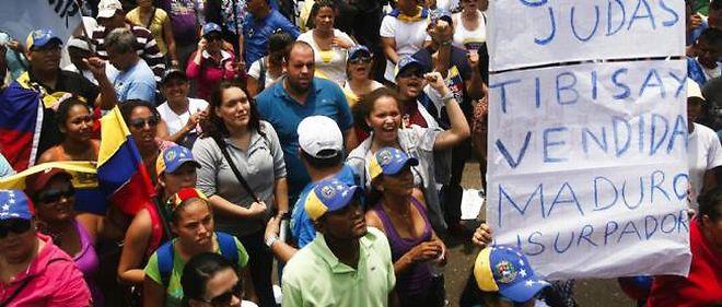 Venezuela : Maduro en route vers l'investiture