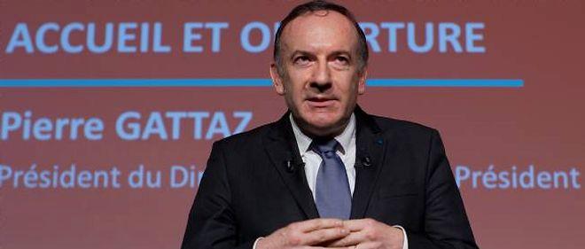 Pierre Gattaz brigue la présidence du Medef.