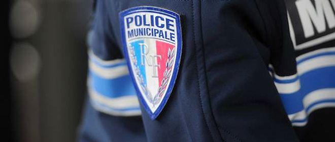 Un uniforme de policier.