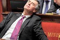 Jérôme Cahuzac a renoncé à reprendre son siège de député à l'Assemblée nationale. ©Christophe Petit Tesson