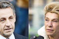 Nicolas Sarkozy et Frigide Barjot (montage)