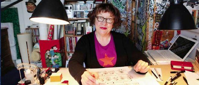 Florence Cestac confronte Noémie, son double dessiné, aux joies et aux petites misères de la soixantaine.