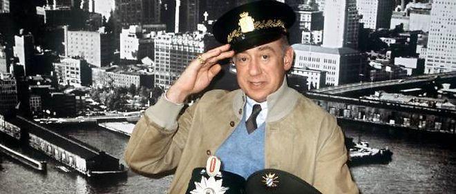 Horst Tappert a incarné à la télévision l'inspecteur Derrick. Il est décédé le 13 décembre 2008.