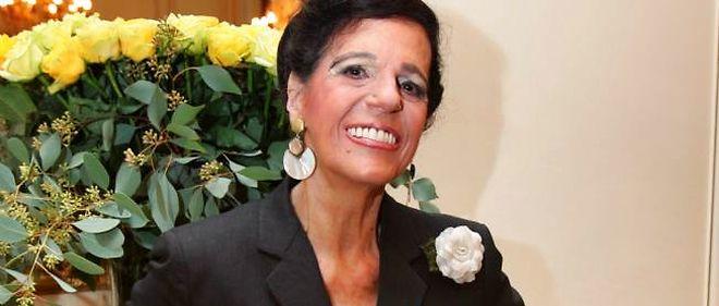 Viviane Forrester, ici en 2005.