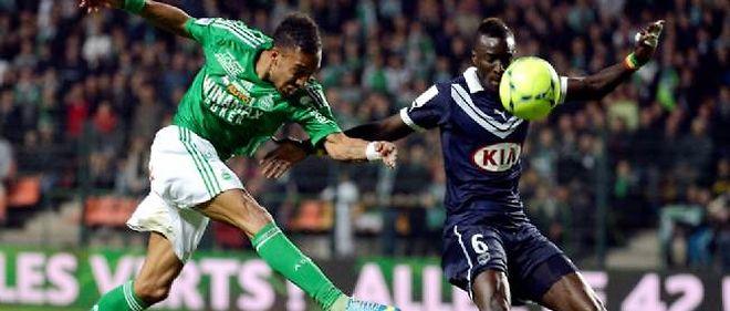 Tenus en échec par Bordeaux, les Verts restent scotchés à la quatrième place du classement.