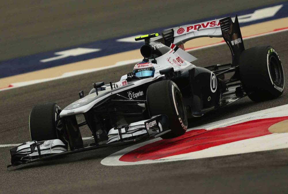Valterri Bottas, lors des qualifications au Grand Prix de Bahreïn. © MARWAN NAAMANI / AFP ©  © MARWAN NAAMANI / AFP