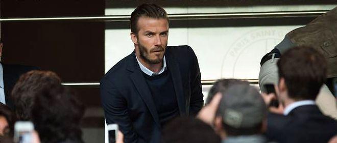 """""""Merci, boss"""", dit Beckham à Ferguson"""