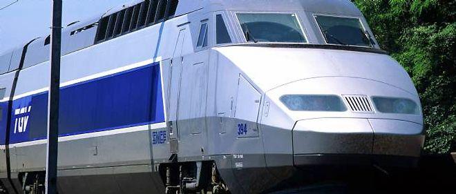 Un TGV (image d'illustration)