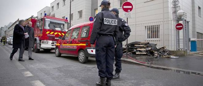 Photo d'illustration. L'incendie a debute un peu avant 0 h 30 lundi.