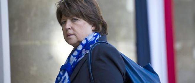 Martine Aubry mise en examen dans le dossier de l'amiante.