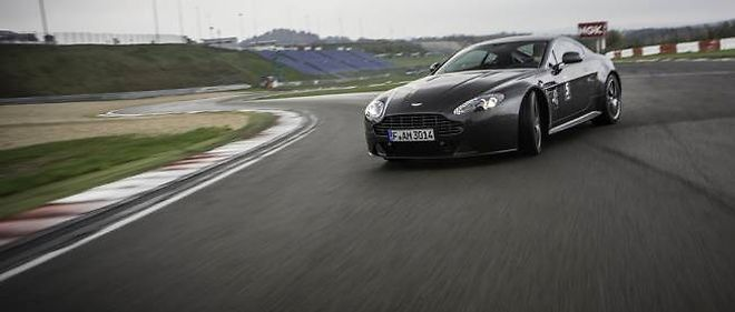 Aston Martin Vantage S Sp10 Entretenir La Flamme Automobile