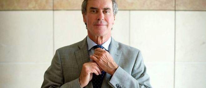 Le 29 mai 2012, Jérôme Cahuzac dans son bureau de ministre délégué au Budget.