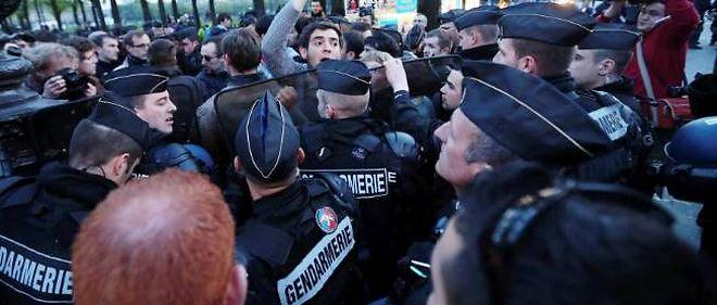 La manifestation anti-mariage gay avait dégénéré le 21 avril aux Invalides.