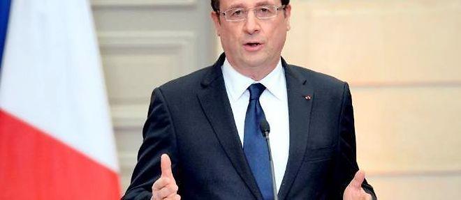François Hollande avait promis de supprimer le mot