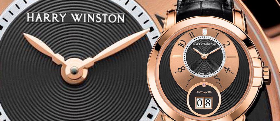 Harry Winston devoile sa Midnight pour Only Watch 2013