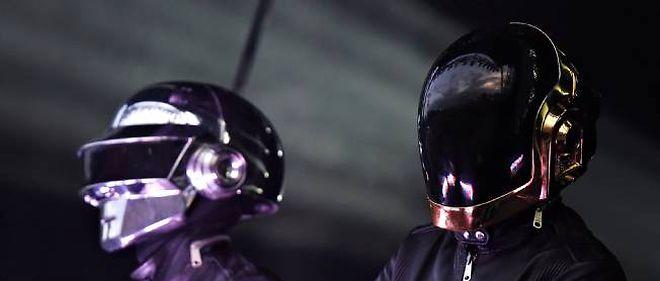 """Le dernier opus de Daft Punk, """"Random Access Memories"""" pulvérise les records de ventes."""