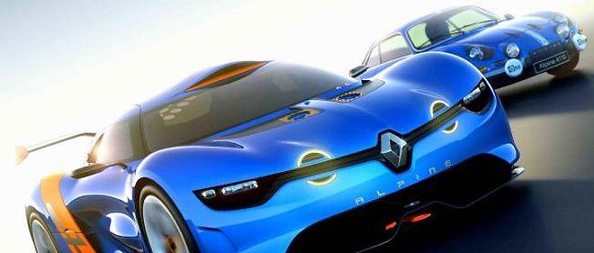 Renault confirme la sortie en 2016 des Alpine, même si la coentreprise avec Caterham n'existe pas encore.