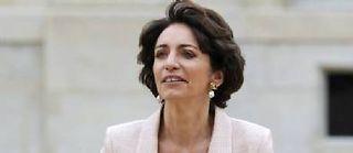 La ministre de la Santé, Marisol Touraine. ©Bertrand Guay