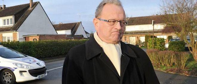 L'ex-député du Nord Christian Vanneste.
